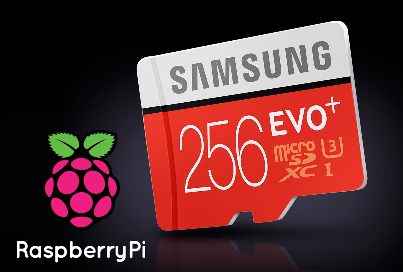 Tarjetas Micro SD para Raspberry Pi