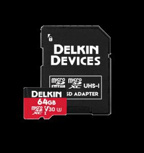 Delkin Select microSDXC