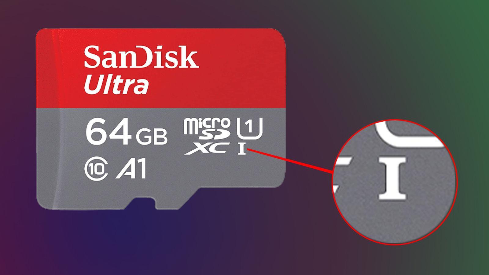 Best microSD card UHS class