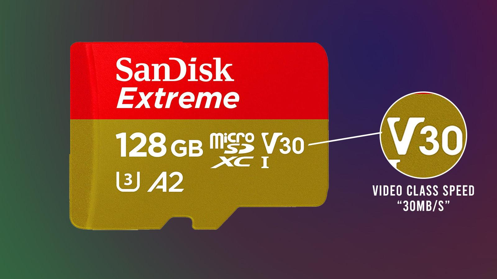 MicroSD Video Class
